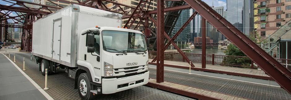 Isuzu Truck Service